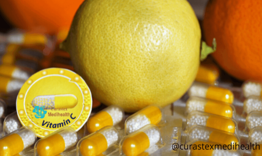 Health Benefits of Vitamin C in Different Health Indications