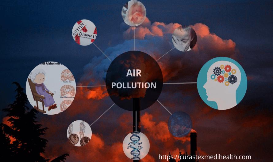 10 Ways, Air Pollution Affect Human Health