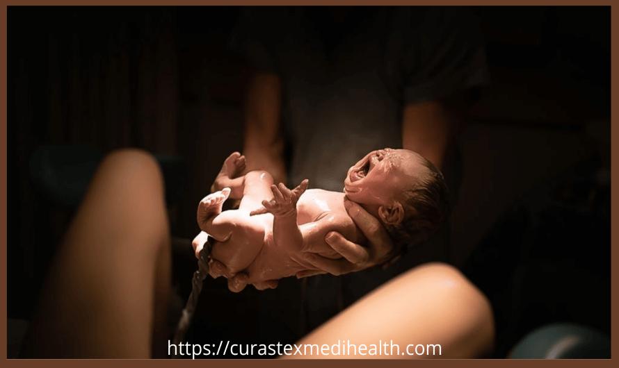 Newborn First Crying